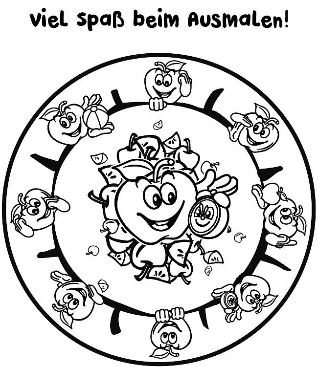 2008x2321 Kleine Apfelpause Mandala